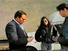 Incredibil! primul film porno romanesc dupa 1989