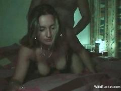 Trophy wife intense fuck