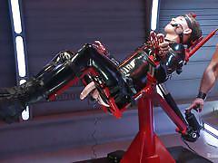 Futuristic gay ass fucking