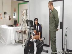 Bionic woman parody is fine fun