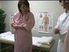 Japanese massage fuck 7