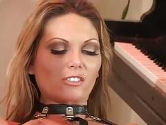 Papa - hot babes in leather have a great time with ach other