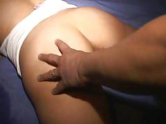 Old dapper dan fucks milf mouth jerks on her ass