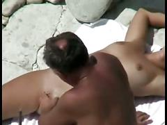 amateur, beach, matures, public nudity, voyeur