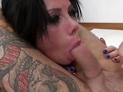 milf, threesome, anal, big tits, gang bang, ass licking, high heels, blowjob, tattooed, ball licking, mmf, rocco siffredi, fame digital, rocco siffredi, chad rockwell, megan t, john price