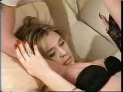 Sleeping blonde fuck
