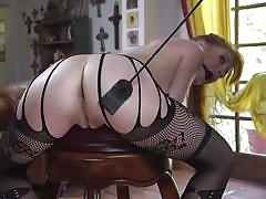 bdsm, big ass, babe, redhead, whipping, domination, tied up, big dick, from behind, sex slave, hair pulling, ball gag, sex and submission, kink, penny pax, stirling cooper