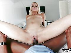 Will she be able to take his bbc?