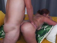 Beau diamonds gets fucked from behind