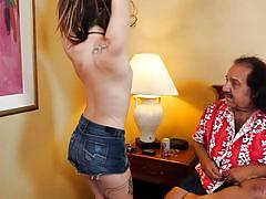 This old man prefers fresh pussies @ horny old men