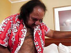 Newbie taylor 1st time fuck with ron jeremy