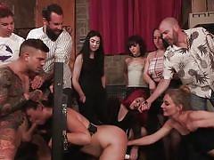 Lady nala in device bondage humiliation