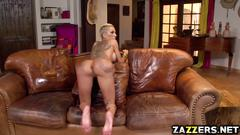 Bella bellz anal gets fucked doggystyle by keiran lee