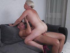 blonde, big ass, mature, blowjob, busty, reverse cowgirl, cock riding, thick penis, mature nl, gasha