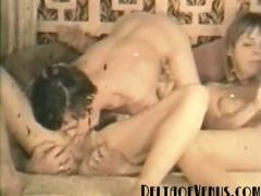 Vintage hippie sex 1960s  fuckadelia