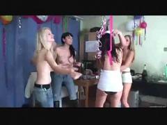 Orgia en la fiesta de cumpleaños