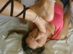 brazilian, femdom, foot fetish, lesbians