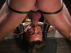 Rough bdsm session with casey everett