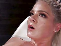 blonde, babe, solo, dildo, vibrator, natural tits, fuck machine, fucking machines, kink, lisey sweet