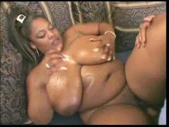 Bbw ebony fat ass