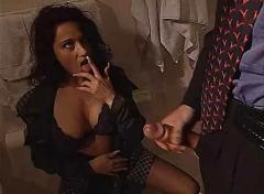 Erika bella cummed on her butt