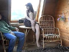 Russian mom fucked by son!