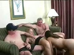 cream pie, group sex, matures