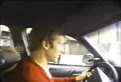 Taxi blow job!
