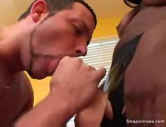 Exotic interracial sex