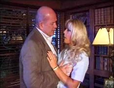 Kelly gets fucked by an old man