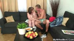 Hubby cheats with his wifes old mom