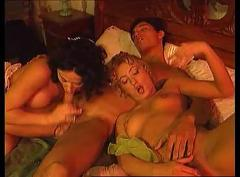 Erica bella old style threesome