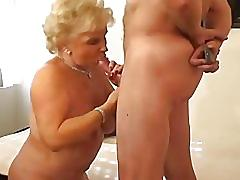 Smokin' senior (ms.jewel's creampie!!!)