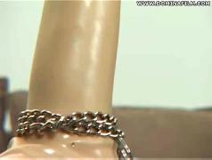Femdom strap on training (p1/2)