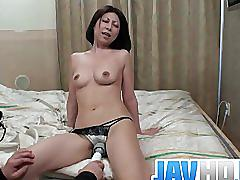 asian, javhd.net, japanese, milf, cougar, natural tits, vibrator, hairy, pov, sucking dick, cowgirl, creampie