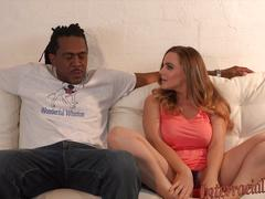 4k natasha takes interracial biggest cock ever!