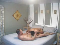 Anal satisfaction in hardcore bareback auditions