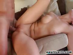 Cutie have been wanting to fuck that huge dick