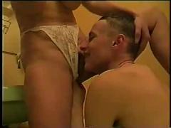 Happy wife fooling with horny boy - rayra
