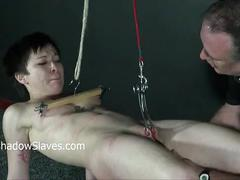 Polynese mei maras extreme tit tortures and hardcore bdsm of oriental amateur