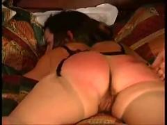 Masturbation and spanking
