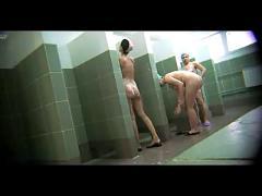 hidden cams, showers, voyeur