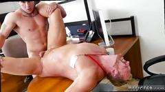 twink, gay, anal gaping