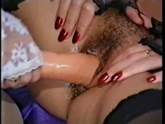 British slut vida garman in another lesbian classic scene