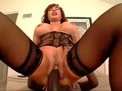 Mature latina wife gets boned by bbc