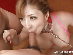 Hungry asian asking for a sperm