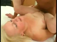 Bbw chubby mature mom son
