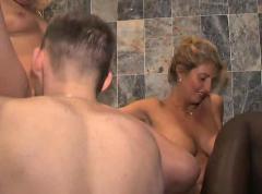 Keessie & barbara 2 blonde vlaams hollandse milf's