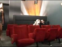 Adult theater fuck