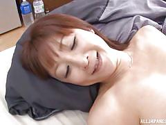 Japanese lady komori, loves to get fucked like a bitch